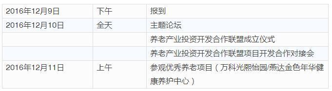 第二届中国(国际)养老产业发展暨适老建筑与设施科技论坛会议通知
