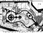 """[广西]""""热带假日风情""""居住区景观设计施工图"""