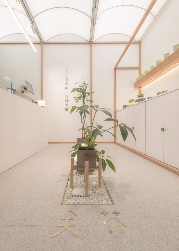 北京关茶15㎡极简花园-10