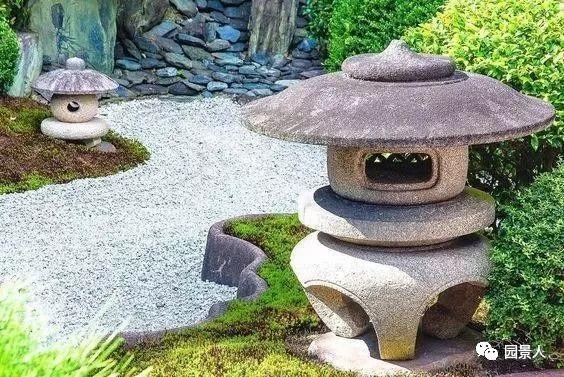 花园景观·石器小景_12