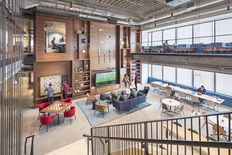 微软新英格兰研发中心