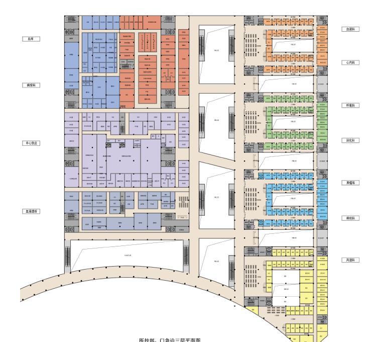 [山西]濟世仁愛兒童醫院新院建筑設計方案文本