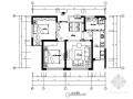 [大连]温馨田园风格两居室室内装修图