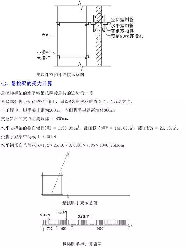 18米高脚手架完整计算书一份,做高层建筑必备!_8