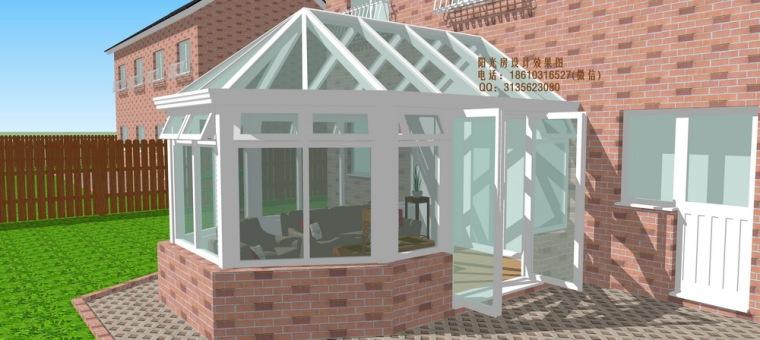 维多利亚式阳光房设计re_5