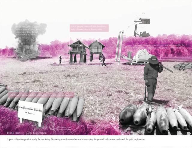 老挝战后景观重建_6