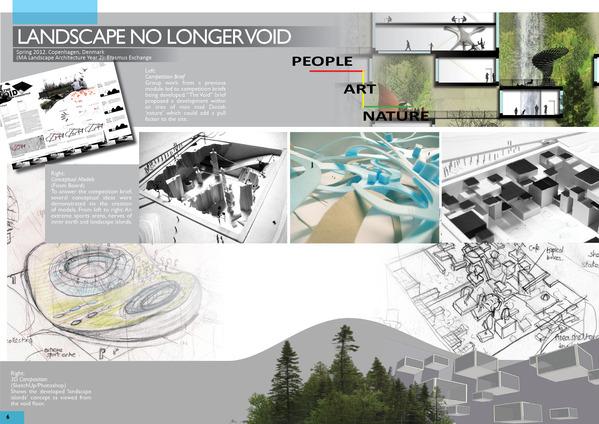 建筑设计作品集的四重境界_2