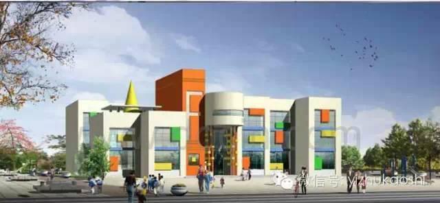 幼儿园建筑设计研究_32