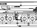 350t汽车吊性能表