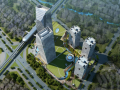 [广东]深圳中小企业总部综合体项目规划设计