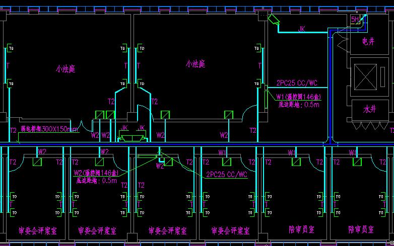 审图必备,建筑电气设计审图要点汇总_10