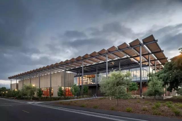 2017年惊艳世界的十大绿色建筑,不容错过