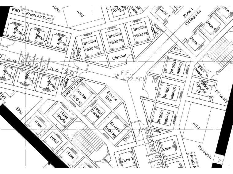 [广州]珠江新城核心商务区超高层(432m)综合体给排水消防全套图纸(标志性建筑,含详细设计说明书)_3