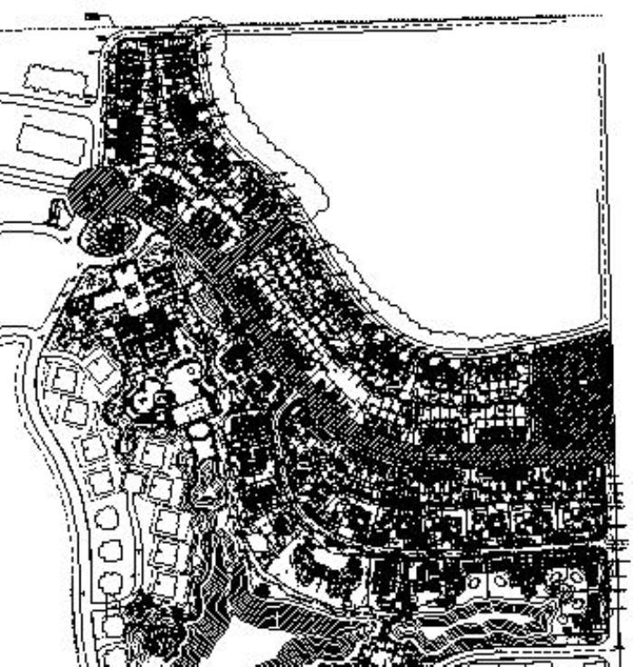 [四川]生态花园城居住区全套景观设计施工图(赠实景图)