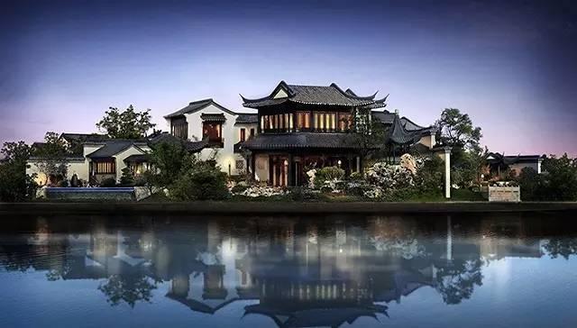 壕!十亿一套,占地十亩的中式豪宅!把美国土豪都吓尿了……