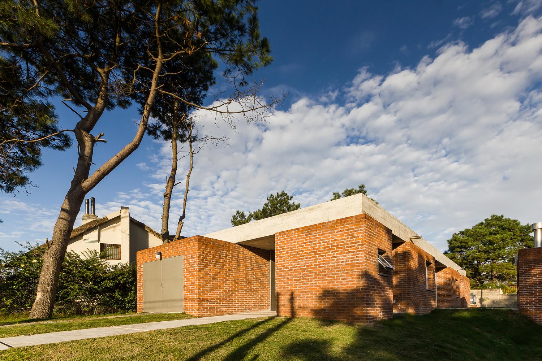 乌拉圭卡内洛内斯G'09住宅