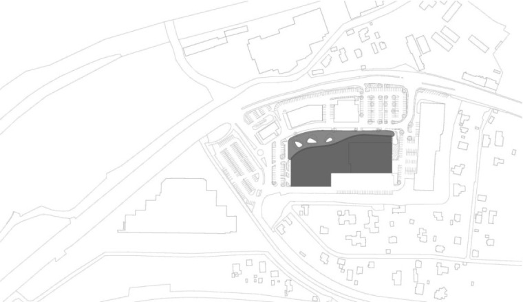 7-site plan_Shopping Nord Graz_BEHF