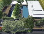 [浙江]高品质居住样板区景观方案设计(赠119张实景照片+SU)