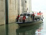 世界首创!云南景洪水电站建水力式升船机启用(动图)