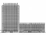 [合集]3套高层高规格综合性医院建筑施工图