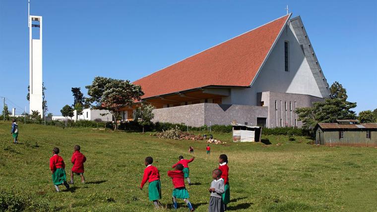 肯尼亚宗教教堂