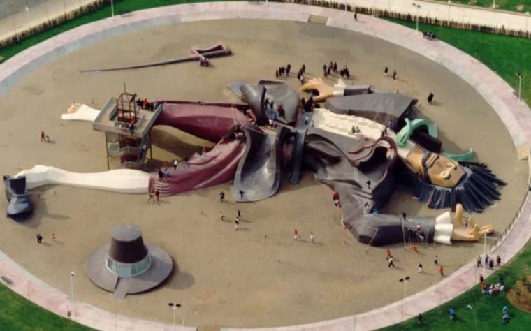 西班牙瓦伦西亚 Parque Gulliver02.jpg