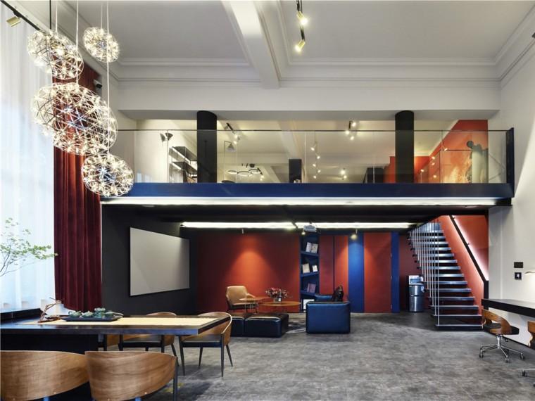Hygge独立设计机构办公室