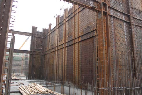 北京绿地大望京超高层设计关键技术