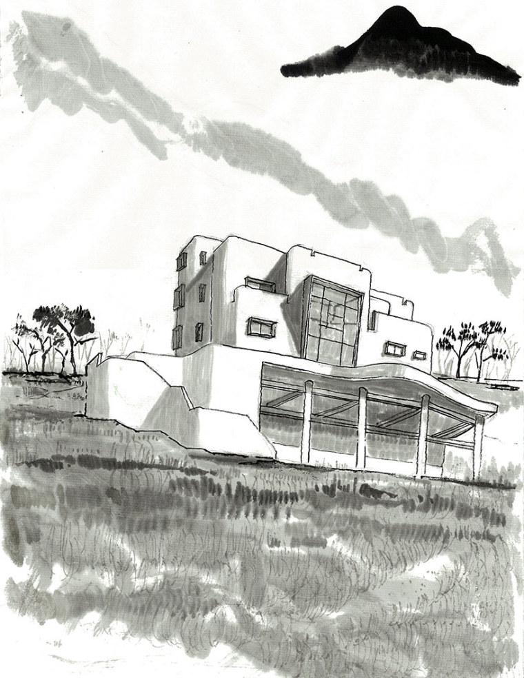 韩国混凝土城堡_16