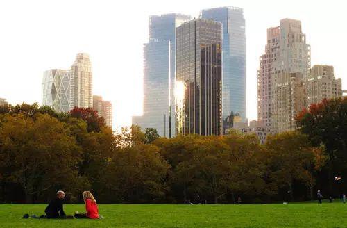 美国景观设计之父|奥姆斯特德和他的纽约中央公园_17