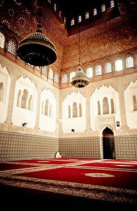 独具魅力的伊斯兰建筑。_1
