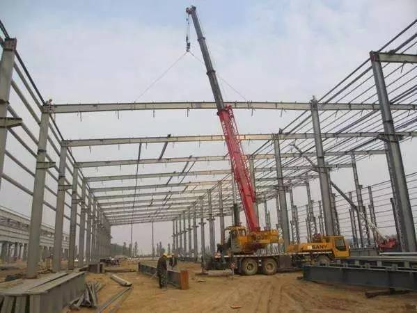 [干货]施工必备技术——钢结构钢梁吊装方案