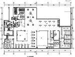 [聊城]健身房商业空间设计施工图(含效果图)