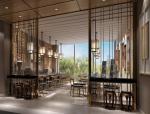 优雅餐厅3D模型下载