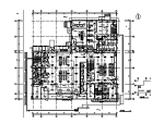 内蒙某中医院安装、装修施工图