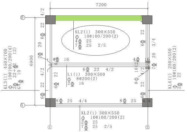 单跨框架梁钢筋翻样计算方法,就问你总结的全不全?
