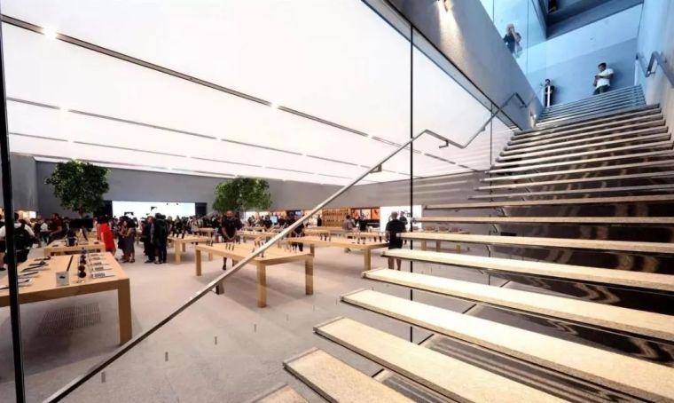 比买iphone手机更重要的,是逛苹果的地标_9