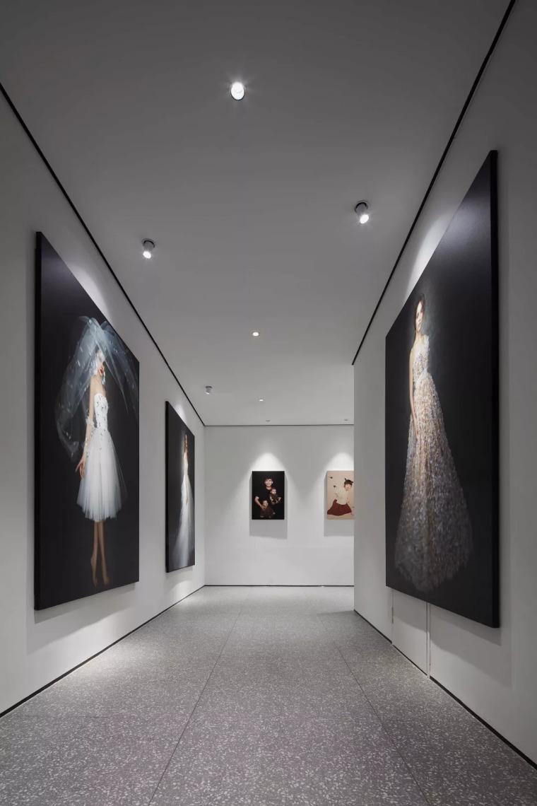 婚纱的美术馆|艾尔文艺术空间_36
