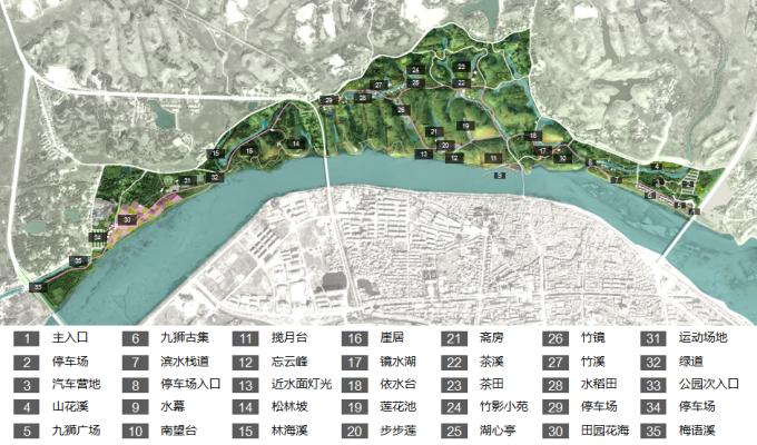 [江西]溪谷山地生态旅游度假公园景观规划设计方案(2017最新)_8