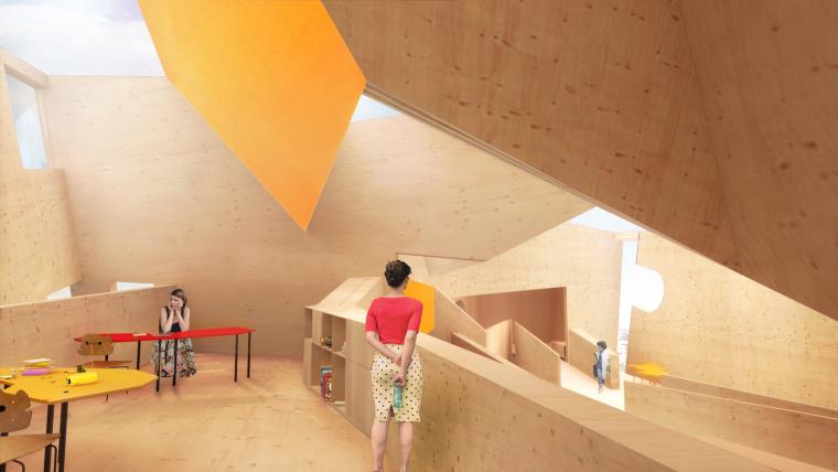 伯恩茅斯艺术大学创意中心-5
