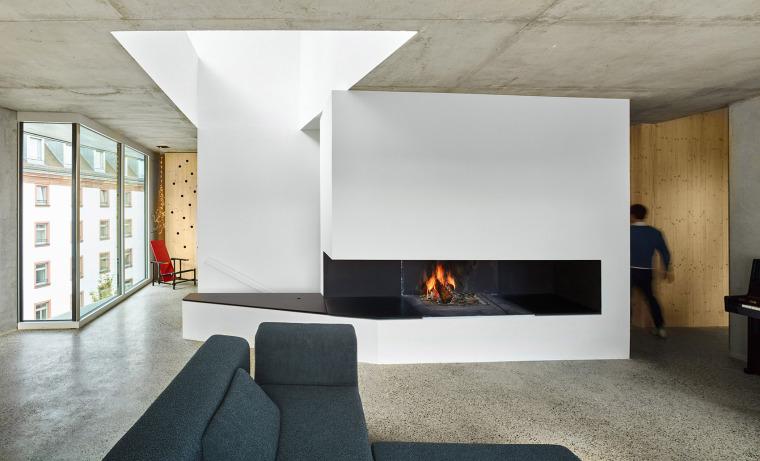 法国斯特拉斯堡办公室与住宅建筑-23