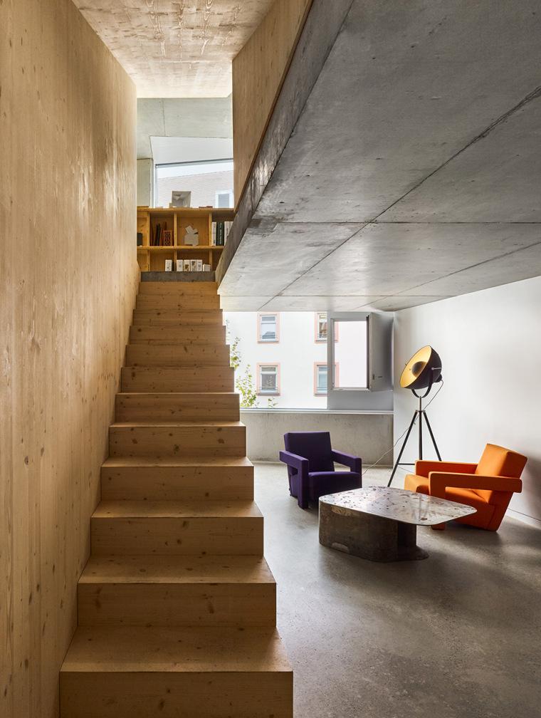 法国斯特拉斯堡办公室与住宅建筑-21