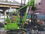 大直径旋挖扩底桩OMR工法——来自日本的两倍旋挖扩底桩施工技术