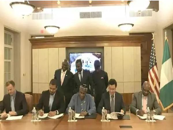 尼日利亚百年铁路修复项目获批中国电力企业成功操盘_1