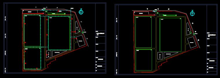 物流园工程单层钢结构施工组织设计(共79页,含施工图)