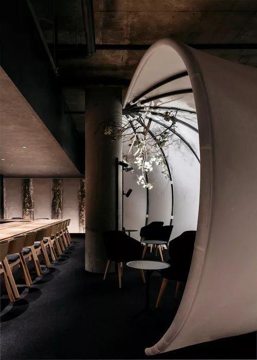 别找了,2018年最好看的餐饮空间设计都在这里了_61