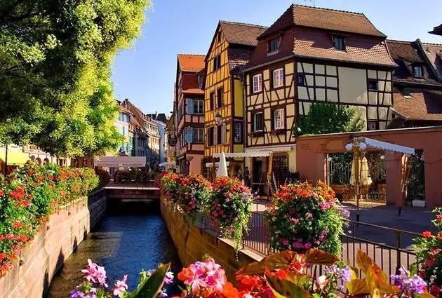 """四个最美的法国小镇,我愿在此""""终了余生""""..._12"""