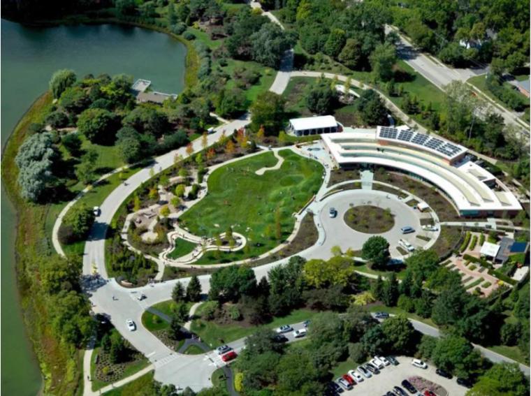 案例分享| 校园景观设计