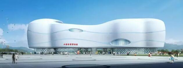 动漫博物馆获中国建筑工程钢结构金奖最高分