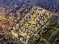 [山東]綠地集團CBD高層居住區及配套商業建筑規劃設計方案文本